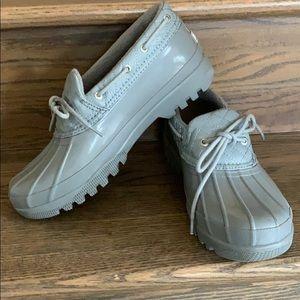 EUC Sperry Duck Boots